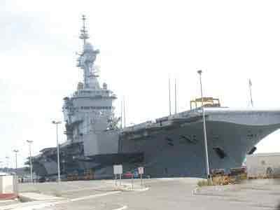 Porte Avions Charles de Gaulle ( R91)