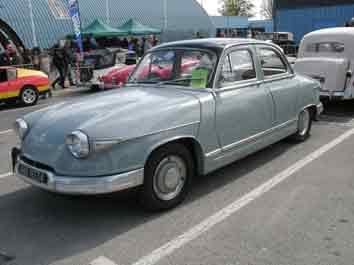 Panhard PL 17 1959 Palavas