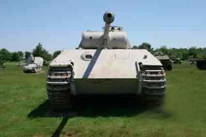 Panther Ausf A Aberdeen