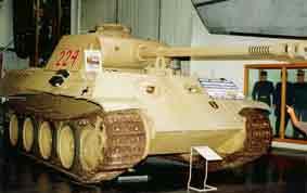Panther Ausf A Sinsheim