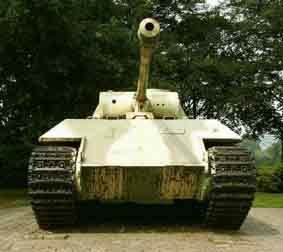 Panther Ausf D Breda