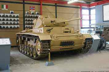 Panzer III Ausf M  Sdkfz 141  Munster