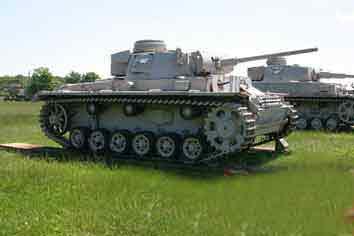 Panzer III Ausf L  Sdkfz 141  Aberdeen