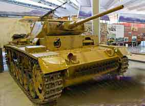 Panzer III Ausf L  Sdkfz 141  Bovington