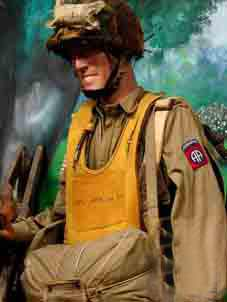 2°GM 1944 Para 92°Airborne Trooper Viervilles
