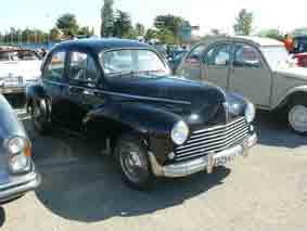Peugeot 203 A  1948 Palavas