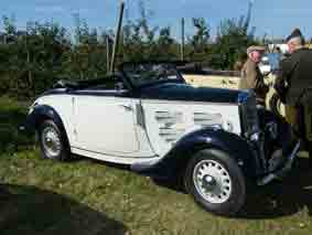 Peugeot 301 CR TR 4 Cabriolet 1934