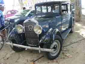 Peugeot 301 N3L 1932 Pignan