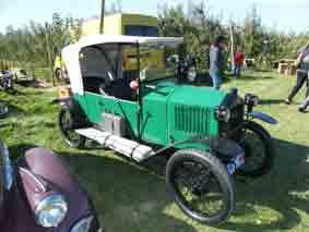 Peugeot Type 161 Quadrilette 1921