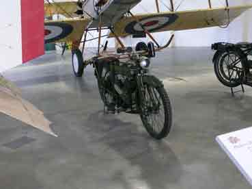 Phelam & Moore 3.5hp RFC Model Motorcycle Hendon
