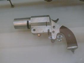 Pistolet Signalisateur Chobert Mdle 1917 Les Invalides