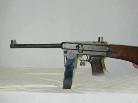 PM  MAS 7,65 mm Modèle 1938 Montpellier