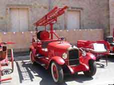 Citroen C 4  Pompiers 1940