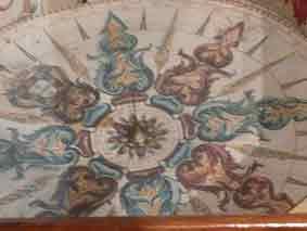 Portugal 1744 Compas Marine Paris