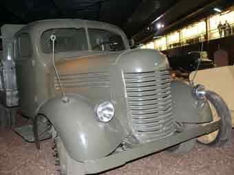 Praga RND 3 tonnes 1940 Duxford