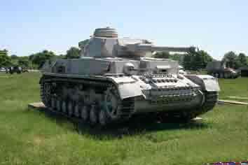 Panzer IV Ausf F2  SdKfz 161/1 (Aberdeen) )