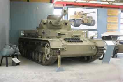 Panzer IV Ausf G ( Munster)