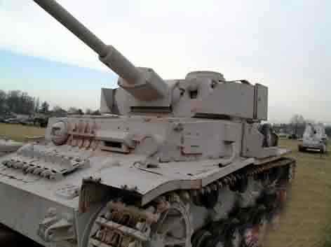 Panzer IV Ausf H (Aberdeen)