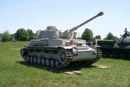 Panzer IV Hydraulischem (Aberdeen )