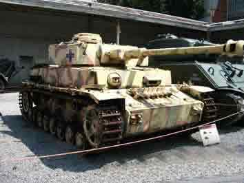 Panzer IV Ausf J (Bruxelles)