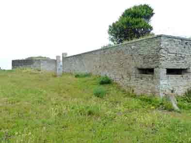 Morbilhan.Quiberon Fort Neuf