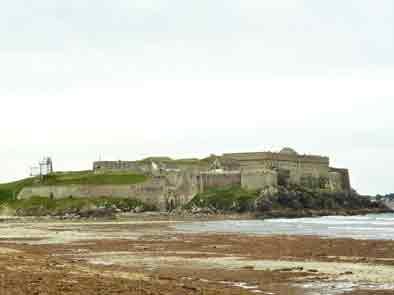 Morbilhan.Quiberon Fort de Penthievres