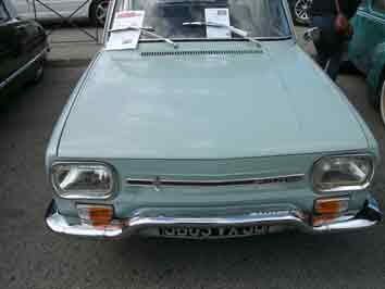 Renault R 10 1965  Palavas