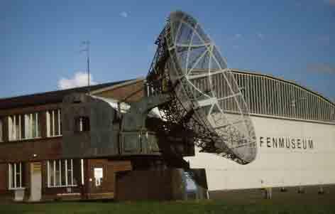 Radar Würzburg Riese Spire