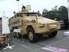 Ranger Eurosatory 2010
