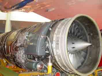 Réacteur Snecma M 53 Le Bourget