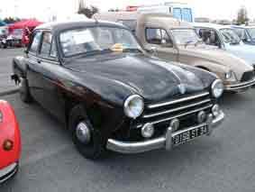 Renault Frégate  1950  Palavas