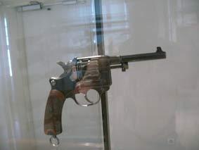 Revolver MAS Modèle 1892 8mm Paris