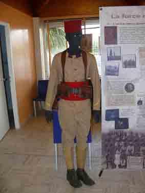 1924 Tiralleur Sénégalais Guerre du Rif