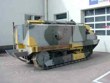 Schneider CA1 Saumur