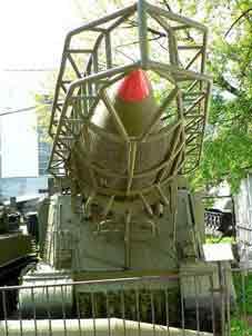 Missile Sol Sol R11 M  8U218 TEL SS-1b Scud-A  Moscou