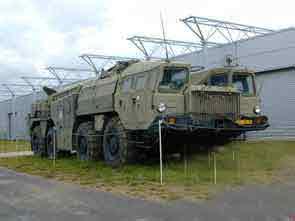Missile Sol Sol SCUD B R11 SS 1B Duxford