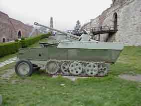 SdKfz 250 Neu Pak 38 (Belgrade)