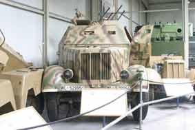 Semi Chenille Anti Aérien Sd.Kfz.7-1 Flakvierling