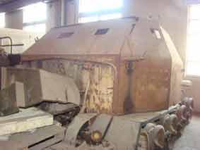 Semi Chenille Anti Aérien Sd.Kfz 7-1 Selbstfahrlaf