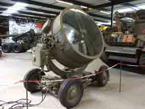 Searchlight  60 pouces 1942 Overloon
