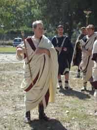Pouvoir Senateur Laticlave Ordre Plebien