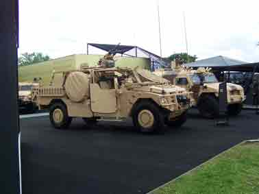 RTD Sherpa 2 Special Forces Heavy  Eurosatory 2012