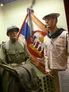 Siam 1918 Drapeau