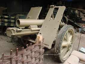 Obusier 15 cm schwere Infanterie Geschutz 33