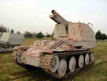 Automoteur Grille 38(t) Ausf.M  Aberdeen