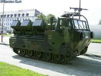 Système disperseur Mines Skorpion MiWs M548