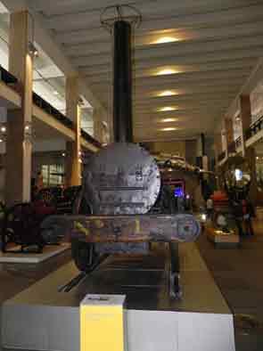 1829 Stefenson Rocket Londres