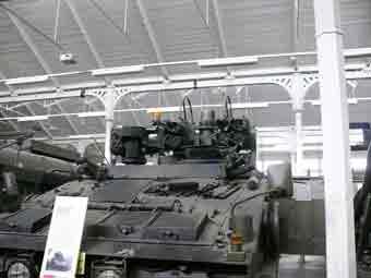 Missile Stormer HVM  Londres
