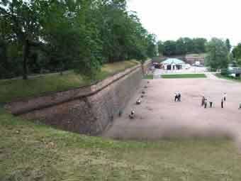 Bas Rhin Strasbourg Citadelle