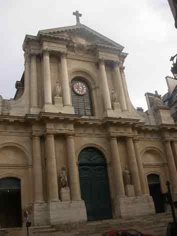 Paris Eglise St Roch